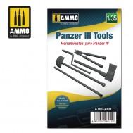 1/35PanzerIII Tools