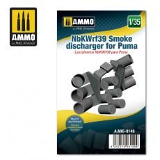 1/35 NbKWrf 39 Smoke Discharger for Puma