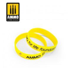 AMMO for Life Foundation Bracelet - 190,00 mm (Yellow) LARGE