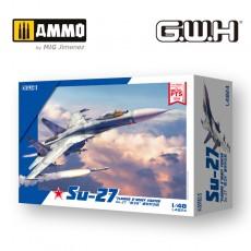 1/48 Su-27 Flanker B Heavy Fighter