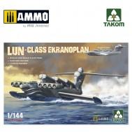 1/144 LUN-CLASS EKRANOPLAN