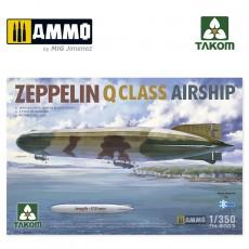 1/350 ZEPPELIN Q CLASS AIRSHIP