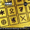 1/35 W-SS Divisional Markings for AFVs