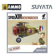 SPAD XIII & RICKENBACKER