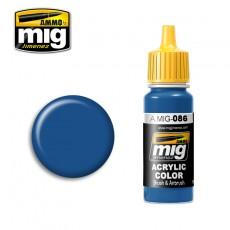 BLUE (RAL 5019)