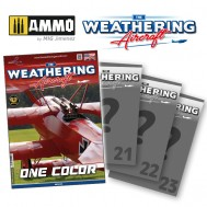 Subscription to The Weathering Aircraft (issues 20 to 23)