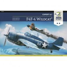 1/72 F4F-4 Wildcat Expert Set