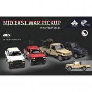 1/72 Mid East War pickup+ ZPU-2