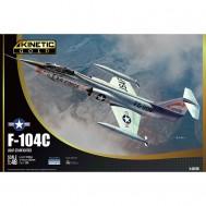 1/48 F-104C USAF Starfigter