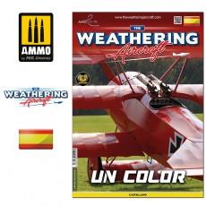 The Weathering Aircraft Número 20. UN COLOR  (Castellano)