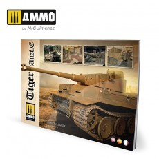 Tiger Ausf.E – VISUAL MODELERS GUIDE (MULTILINGUAL)