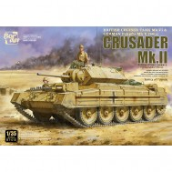 1/35 BRITISH CRUISER TANK Mk.VI & GERMANY Pzkpfw.Mk V 746(E)  CRUSADER MKII