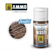 ACRYLIC WASH Tracks Wash
