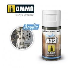 ACRYLIC WASH Interiors Wash