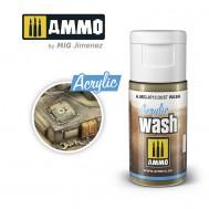 ACRYLIC WASH Dust Wash