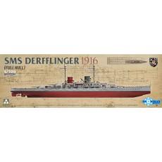 1/700 SMS Derfflinger 1916 (Full Hull)