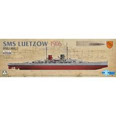 1/700 SMS Luetzow 1916 (Full Hull)