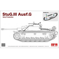 1/35 StuG. III Ausf. G Early Production with workable track links