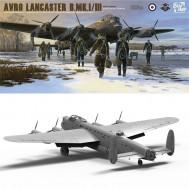 1/32 Avro Lancaster B.Mk.I/III w/Full Interior