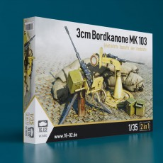 1/35 3cm Boardkanone MK-103