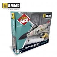 SUPER PACK Carrier Deck Aircraft Solution Set