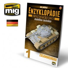 ENCYCLOPEDIA OF ARMOUR MODELLING TECHNIQUES VOL. 1 – CONSTRUCTION (German)