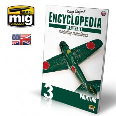 ENCYCLOPEDIA OF AIRCRAFT MODELLING TECHNIQUES  VOL.3: PAINTING (ENGLISH)