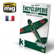 L'ENCYCLOPEDIE DES TECHNIQUES DE MODELISME D'AVIATION VOL.3 : PEINTURE (FRANÇAIS)