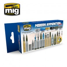 MODERN AMMUNITION SET