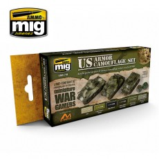 SET WARGAME COLORES AMERICANOS 2GM