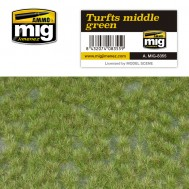 TURFS MIDDLE GREEN