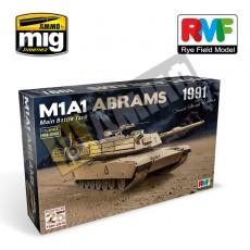 M1A1 Abrams Guerra del Golfo,1991