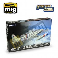 T-33A Version inicial