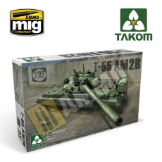 1/35 Tanque Medio DDR T-55 AM2B