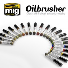20 OILBRUSHERS COLLECTION VOL. 1