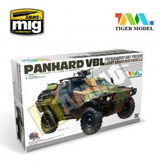 1/35 FRENCH PANHARD VBL 7,62 MG
