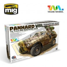 1/35 PANHARD VBL 12.7MM M2 MG