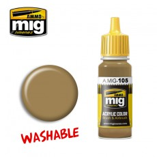 WASHABLE DUST (RAL 8000)