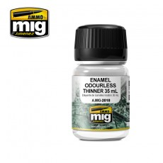 ENAMEL ODOURLESS THINNER 35 ml
