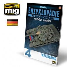 ENZYKLOPÄDIE DER GEPANZERTEN FAHRZEUGE modellbau Techniken WEATHERING (Deutsch)