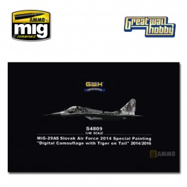 1/48 MiG-29AS Slovak Air Force Special Painting