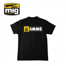 AMMO EASY LOGO T-SHIRT