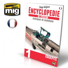 ENCYCLOPEDIE DES TECHNIQUES DE MODELISME DE L'AVIATION VOL. 1 : COCKPITS (FRANÇAIS)