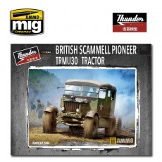 1/35 Scammell Pioneer Tractor TRMU30