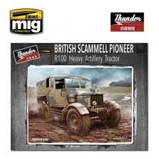 1/35 Scammel Pioneer R100 Artillery tractor