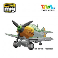Cute  German BF109 Fighter