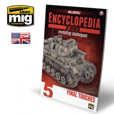 ENCYCLOPEDIA OF ARMOUR MODELLING TECHNIQUES VOL. 5 - FINAL TOUCHES (English)