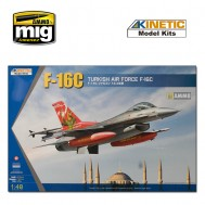KIN480691/48 F-16C TURKEY 20YEARS ANN.