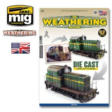 TWM ISSUE 23 DIE CAST (From Toy to Model)  - (English)