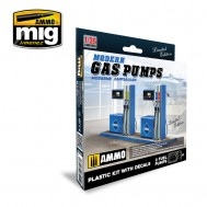 MODERN GAS PUMPS Limited Edition